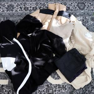 最近買ったコドモ服 // お買い物マラソンオーバーラン♪