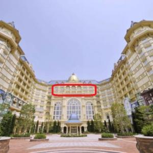 【キャンセル予告】4月のディズニーランドホテルバルコニー&外壁ルーム、ミラコスタハーバールーム