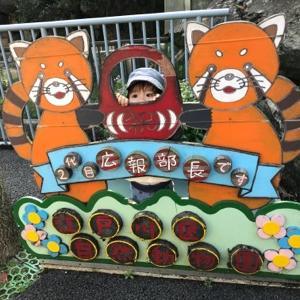 11/1 自然動物園でベビーサークル1歳児クラス楽しみましたよ
