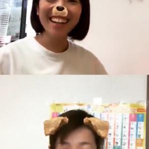リトミックの佳代子先生とトークライブします!