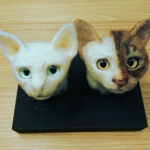 猫の頭・土台1