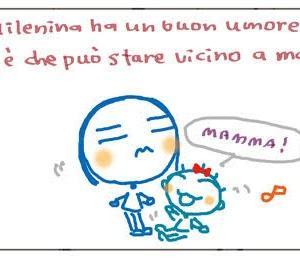 くちゃくちゃ漫画 ダメ両親:ママったら  Mangaccia Genitori bocciati: Mamma stolta