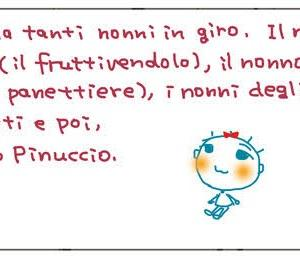 くちゃくちゃ漫画 ダメ両親:ピヌッチョと孔雀  Mangaccia Genitori bocciati: Pinuccio e pavone