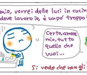 くちゃくちゃ漫画 ダメ両親:あかんかも知らん  Mangaccia Genitori bocciati: forse... non ce la faccio piu'...