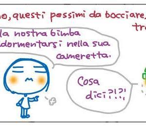 くちゃくちゃ漫画 ダメ両親:両親  Mangaccia Genitori bocciati: I genitori