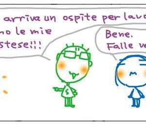 くちゃくちゃ漫画 ダメ両親:パンツ  Mangaccia Genitori bocciati: Mutande