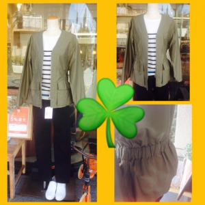 TOMORROWLAND★軽く羽織って・・・♪奈良ファッション・セレクトショップ マスターリング