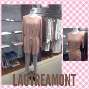 LAUTREAMONT★春らしくパステルカラーで・・・♪♪♪奈良ファッション・セレクトショップ