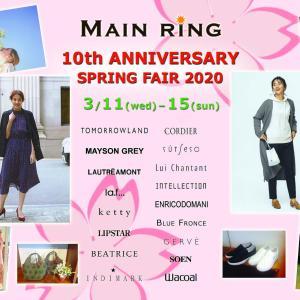 フェアー開催中♪春らしいワンピースのご紹介♪♪奈良ファッション・セレクトショップ マスターリング