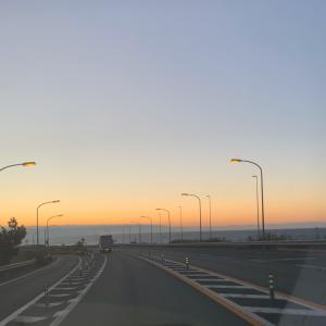 ぶらり早朝ドライブでこの世界の片隅に見てきた。