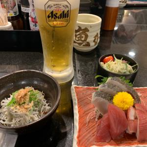 浜松駅中で、ひとり昼飲み