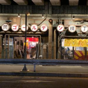 おっさん二人静岡ドライブ旅1日目、飲み歩き