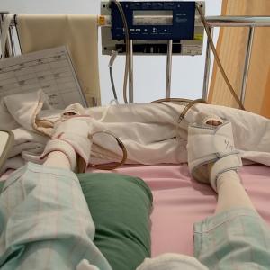 入院5日目*術後3日目