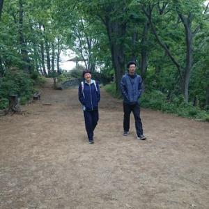 今日も永山(青梅丘陵ハイキングコース)歩きしてきました。