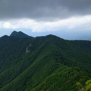 長野県の天狗山~垣越山まで行って来ました。