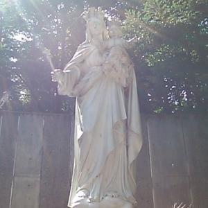 希望の源である聖母マリア