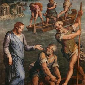 新約聖書の人物像:漁師ペテロの決断
