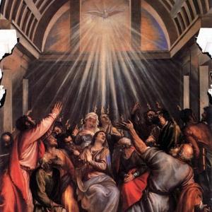 復活節2020:聖霊よわたしの心に来てください