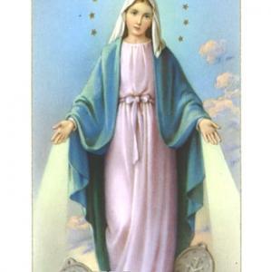 被昇天の聖母の大祝日2020:けがれなき神のみ母への手紙