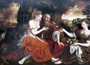 年間第17-18主日2021: オトナのための「天地創造ものがたり」: 血族主義?近親相姦?