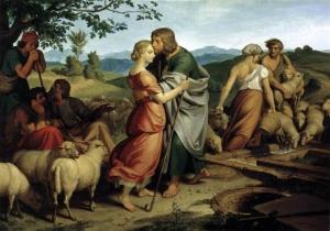 年間第25主日-年間第26主日2021「オトナのための天地創造ものがたり」: ヤコブの苦難と決断