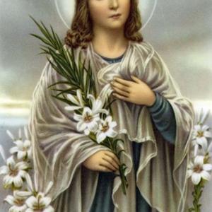 現代の乙女殉教者、聖マリア・ゴレッティ