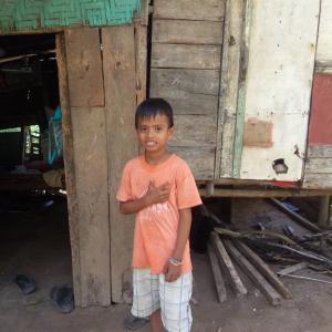 このフィリピン人の支援者を募集中