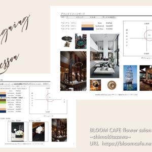 【レッスン風景】デザイニング講座