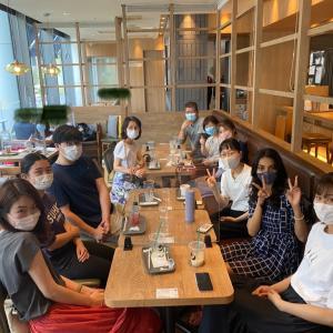 8月の豊田市無料カフェ英会話、ワンコイン英会話、子連れOK!カフェ英会話の予定