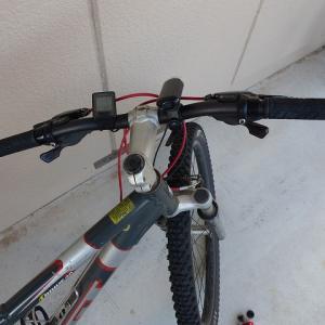 自転車MTBのグリップを購入 グリップ交換