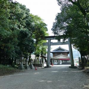 大和神社に行きました。戦艦大和 天理