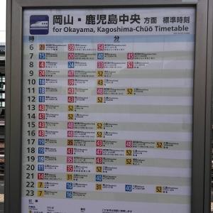 新山口駅に行きました。
