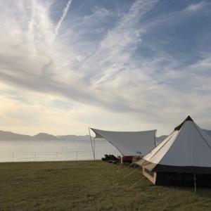 キャンプのお写真