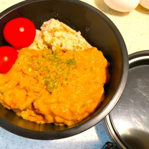 バターチキンカレー弁当