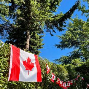 明日は・・・Canada Day 2021
