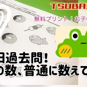 【早稲田の過去問類題】セットの数。普通に数えていませんか?お子さまむけ無料解説動画!小学校受験
