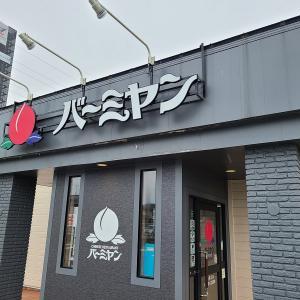 バーミヤン近江店「花椒と自家製ラー油の担担麵」   割高と感じた