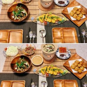 引き続き♬タイ料理@Home♡