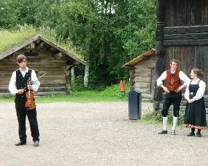 北欧旅行記 オスロ 民族博物館