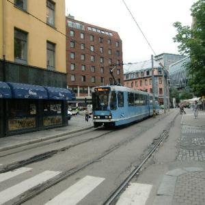 北欧の列車 オスロ→ストックホルム