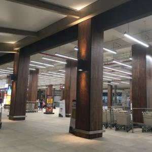新しくなった国内線ターミナルとマニラ出張