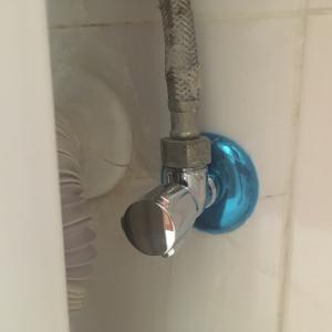 水道管破損で水漏れ!
