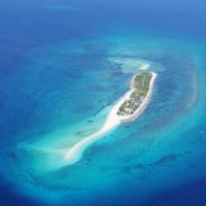 セブで一番綺麗な島