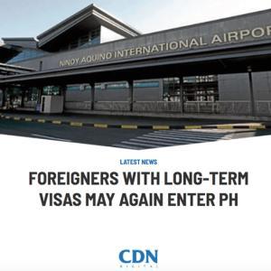 長期ビザ保有者の外国人受け入れへ