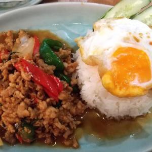 フィリピン大使館とタイ料理