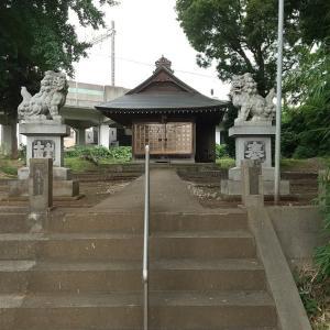 佐婆神社と新鮮卵