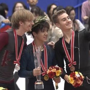セルゲイ・ヴォロノフ総合2位!優勝は宇野昌磨 ― NHK杯2018総括