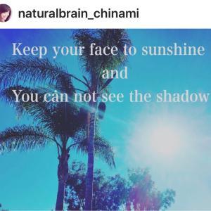 笑顔☺︎Keep you face to sunshine
