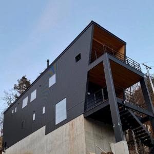 MORISH MOUNTAIN VIEW HOUSE 完成!