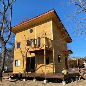週末移住に適したMORISH COUNTRY HOUSE